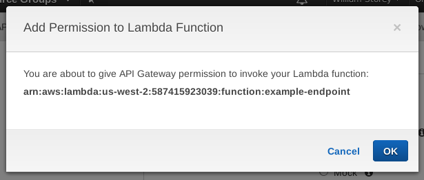 Using AWS Lambda and API Gateway as an HTML form endpoint | The One